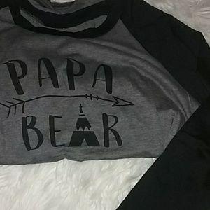 Other - Papa Bear t-shirt